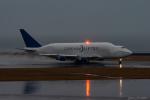ぱん_くまさんが、中部国際空港で撮影したボーイング 747-4J6(LCF) Dreamlifterの航空フォト(写真)