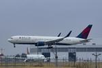 Mochi7D2さんが、成田国際空港で撮影したデルタ航空 767-3P6/ERの航空フォト(写真)