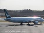 airplane_IFさんが、成田国際空港で撮影したキャセイパシフィック航空 777-367の航空フォト(写真)