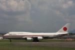 sg-driverさんが、福岡空港で撮影した航空自衛隊 747-47Cの航空フォト(写真)