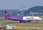 じーく。さんが、福岡空港で撮影した香港エクスプレス A321-231の航空フォト(写真)