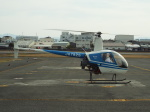 otromarkさんが、八尾空港で撮影した日本個人所有 R22 Betaの航空フォト(写真)