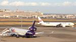誘喜さんが、羽田空港で撮影したフェデックス・エクスプレス MD-11Fの航空フォト(写真)