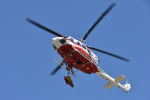 ワイエスさんが、南九州消防署で撮影した鹿児島県防災航空隊 412EPの航空フォト(飛行機 写真・画像)