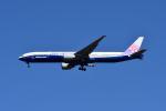 Nosuriさんが、成田国際空港で撮影したチャイナエアライン 777-309/ERの航空フォト(写真)