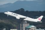 tabi0329さんが、福岡空港で撮影したジェイ・エア ERJ-190-100(ERJ-190STD)の航空フォト(写真)