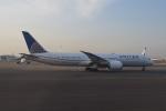 Kanatoさんが、羽田空港で撮影したユナイテッド航空 787-9の航空フォト(写真)