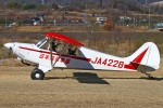 MOR1(新アカウント)さんが、韮崎滑空場で撮影した日本航空学園 A-1 Huskyの航空フォト(写真)