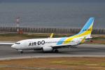 we love kixさんが、神戸空港で撮影したAIR DO 737-781の航空フォト(写真)