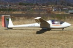 MOR1(新アカウント)さんが、韮崎滑空場で撮影した韮崎市航空協会 G102 Club Astir IIIbの航空フォト(写真)