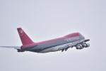 senyoさんが、成田国際空港で撮影したノースウエスト航空 747-251Bの航空フォト(写真)