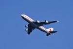 レドームさんが、羽田空港で撮影した航空自衛隊 747-47Cの航空フォト(写真)