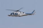 Koenig117さんが、名古屋飛行場で撮影した日本デジタル研究所(JDL) AW109SPの航空フォト(写真)