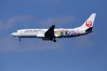sin747さんが、羽田空港で撮影した日本航空 737-846の航空フォト(写真)