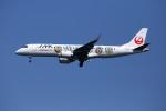 sin747さんが、羽田空港で撮影したジェイ・エア ERJ-190-100(ERJ-190STD)の航空フォト(写真)