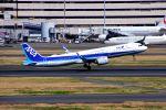 まいけるさんが、羽田空港で撮影した全日空 A321-272Nの航空フォト(写真)