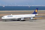 tmkさんが、中部国際空港で撮影したルフトハンザドイツ航空 A340-313Xの航空フォト(写真)