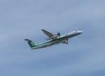 BOEING737MAX-8さんが、中部国際空港で撮影したANAウイングス DHC-8-402Q Dash 8の航空フォト(写真)