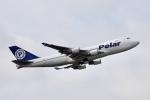 m_aereo_iさんが、成田国際空港で撮影したポーラーエアカーゴ 747-46NF/SCDの航空フォト(写真)