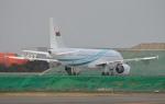 IL-18さんが、羽田空港で撮影したオマーン空軍 A320-214X CJ Prestigeの航空フォト(写真)