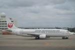 starlightさんが、那覇空港で撮影した日本トランスオーシャン航空 737-446の航空フォト(写真)