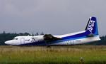 カヤノユウイチさんが、米子空港で撮影したエアーセントラル 50の航空フォト(飛行機 写真・画像)