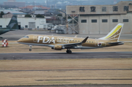 RAOUさんが、名古屋飛行場で撮影したフジドリームエアラインズ ERJ-170-200 (ERJ-175STD)の航空フォト(写真)