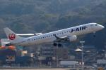 おみずさんが、福岡空港で撮影したジェイ・エア ERJ-190-100(ERJ-190STD)の航空フォト(写真)