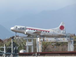 カップメーンさんが、三重県鈴鹿市で撮影した東亜航空 240-3の航空フォト(飛行機 写真・画像)