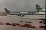 ヒロリンさんが、啓徳空港で撮影したキャセイパシフィック航空 747-367の航空フォト(写真)