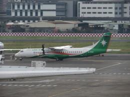 カップメーンさんが、台北松山空港で撮影した立栄航空 ATR-72-600の航空フォト(飛行機 写真・画像)