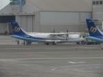 カップメーンさんが、台北松山空港で撮影したマンダリン航空 ATR-72-600の航空フォト(飛行機 写真・画像)