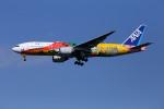 sin747さんが、羽田空港で撮影した全日空 777-281/ERの航空フォト(飛行機 写真・画像)