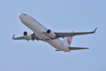 JA56SSさんが、関西国際空港で撮影した日本トランスオーシャン航空 737-8Q3の航空フォト(写真)