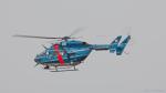 yamag-Tさんが、名古屋飛行場で撮影した愛知県警察 BK117C-1の航空フォト(写真)