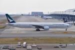 JA56SSさんが、関西国際空港で撮影したキャセイパシフィック航空 777-367の航空フォト(写真)