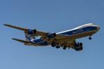 Cozy Gotoさんが、成田国際空港で撮影したエアブリッジ・カーゴ・エアラインズ 747-8HVFの航空フォト(写真)