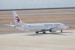 pringlesさんが、中部国際空港で撮影した中国東方航空 737-89Pの航空フォト(写真)