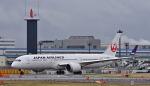 オキシドールさんが、成田国際空港で撮影した日本航空 787-9の航空フォト(写真)