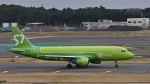 オキシドールさんが、成田国際空港で撮影したS7航空 A320-214の航空フォト(写真)