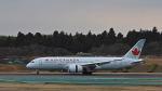オキシドールさんが、成田国際空港で撮影したエア・カナダ 787-8 Dreamlinerの航空フォト(写真)