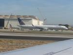 ヒロリンさんが、ロサンゼルス国際空港で撮影したユナイテッド航空 757-324の航空フォト(写真)