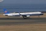 SIさんが、中部国際空港で撮影した中国南方航空 A321-211の航空フォト(写真)