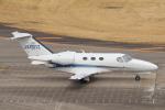 tmkさんが、名古屋飛行場で撮影した日本法人所有 510 Citation Mustangの航空フォト(写真)