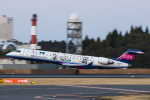 SGR RT 改さんが、成田国際空港で撮影したアイベックスエアラインズ CL-600-2C10 Regional Jet CRJ-702ERの航空フォト(写真)