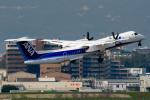 KAIHOさんが、伊丹空港で撮影したANAウイングス DHC-8-402Q Dash 8の航空フォト(写真)