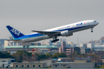 KAIHOさんが、伊丹空港で撮影した全日空 777-281の航空フォト(写真)