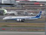 カップメーンさんが、羽田空港で撮影した全日空 787-9の航空フォト(写真)