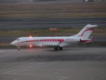 カップメーンさんが、羽田空港で撮影したエアアジア BD-700 Global Express/5000/6000の航空フォト(飛行機 写真・画像)
