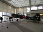 カップメーンさんが、東京都千代田区 靖国神社で撮影した日本海軍 Zero 52/A6M5の航空フォト(写真)